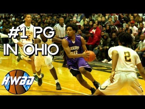 Breaking Ankles in Ohio!! Jeremiah Francis is a Top 25 PG in the NATION!! | Soph Mixtape Vol. 1!!