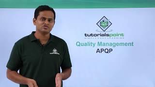 Quality Management - APQP