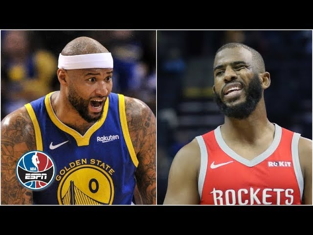 Numbers guru explains why Warriors arent title locks, but Rockets are contenders | NBA Countdown