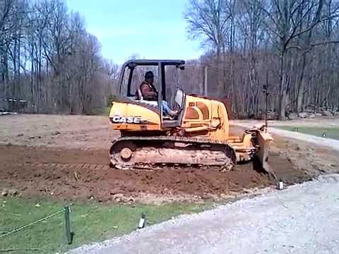 Tee Construction - 15th Hole - Shadow Lake