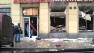 взрыв в ресторане
