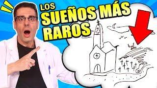 LOS SUEÑOS MÁS RAROS DE SUSCRIPTORES Y SIGNIFICADO