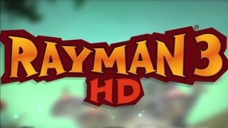 Rayman 3 HD - Official Launch Trailer (2012)