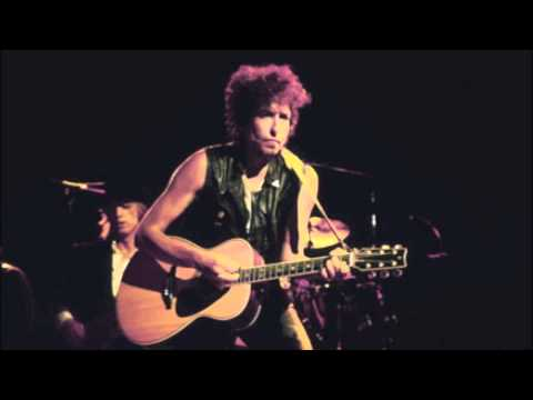 Bob Dylan - Brownsville Girl (Live 8/6/86) - YouTube