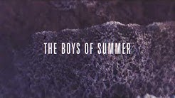 ZAYDE WOLF - THE BOYS OF SUMMER (Official Lyric Video)