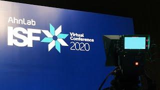 AhnLab ISF 2020 Virtual Confer…