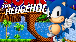 Sonic The Hedgehog (Chaos Emeralds)