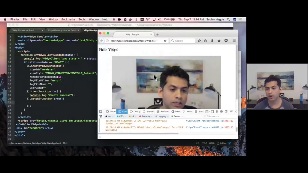 Build Your First WebRTC Video Chat App