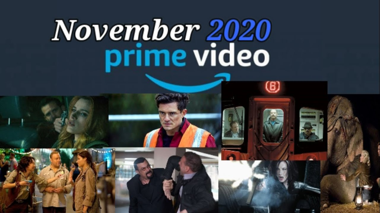 Download What's Coming to Amazon Prime Video in November 2020