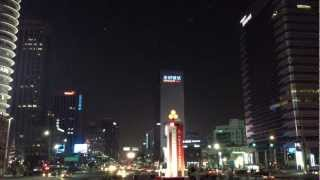 Салам, New York! from Seoul, Square of King Sejong