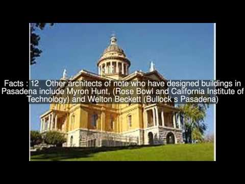 National Register of Historic Places listings in Pasadena, California Top  #20 Facts
