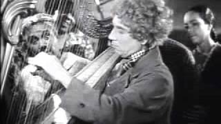 harpo marx - blue moon