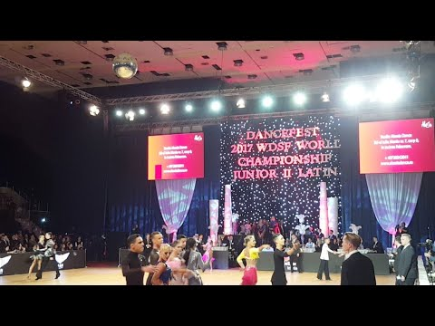 WORLD CHAMPIONSHIP LATIN BUCHAREST