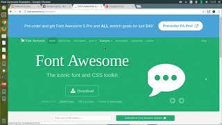 Membuat Template Administrator Dengan Bootstrap - 2 memulai index html