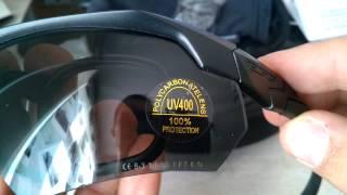 Тактические очки ESS  Распаковка и обзор