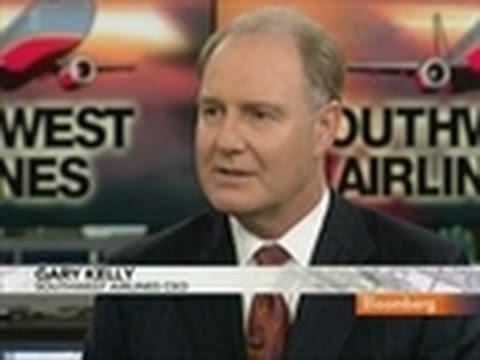 Southwest's Kelly Calls Fuel Price `Single Biggest Risk'