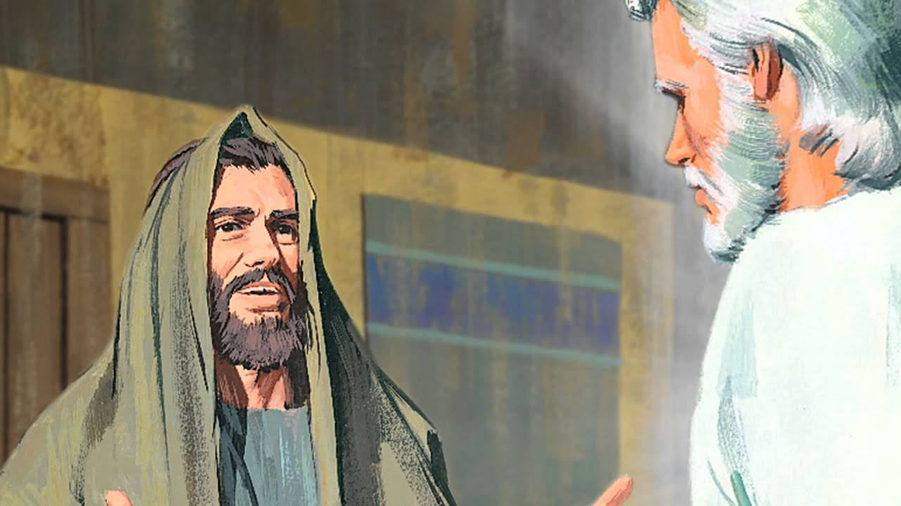 Chapter 59: Saul Learns about Jesus