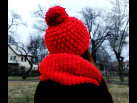 Модные  шарфы и  шапки