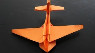 How to make a cool paper plane origami: instruction| JIMBO