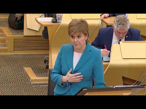 First Minister's Questions - 28 September 2017