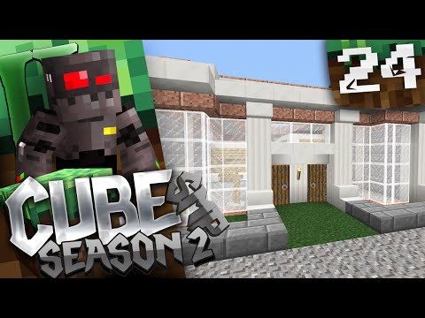 Minecraft Cube SMP S2 Episode 24: Spa