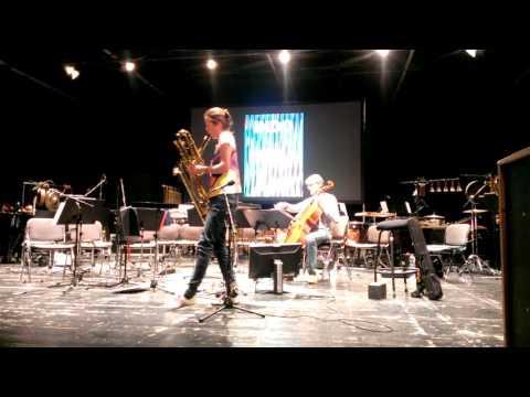 Joko Winarko Porong, Frankfurt LAB, rehearsal,