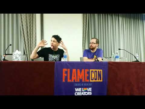 FLAMECON 2017: Robin Lord Taylor QA Full Panel