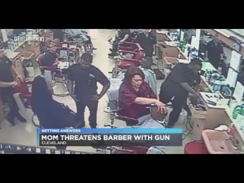 Cleveland Mom Who Pulled Gun On Barber Sentenced.