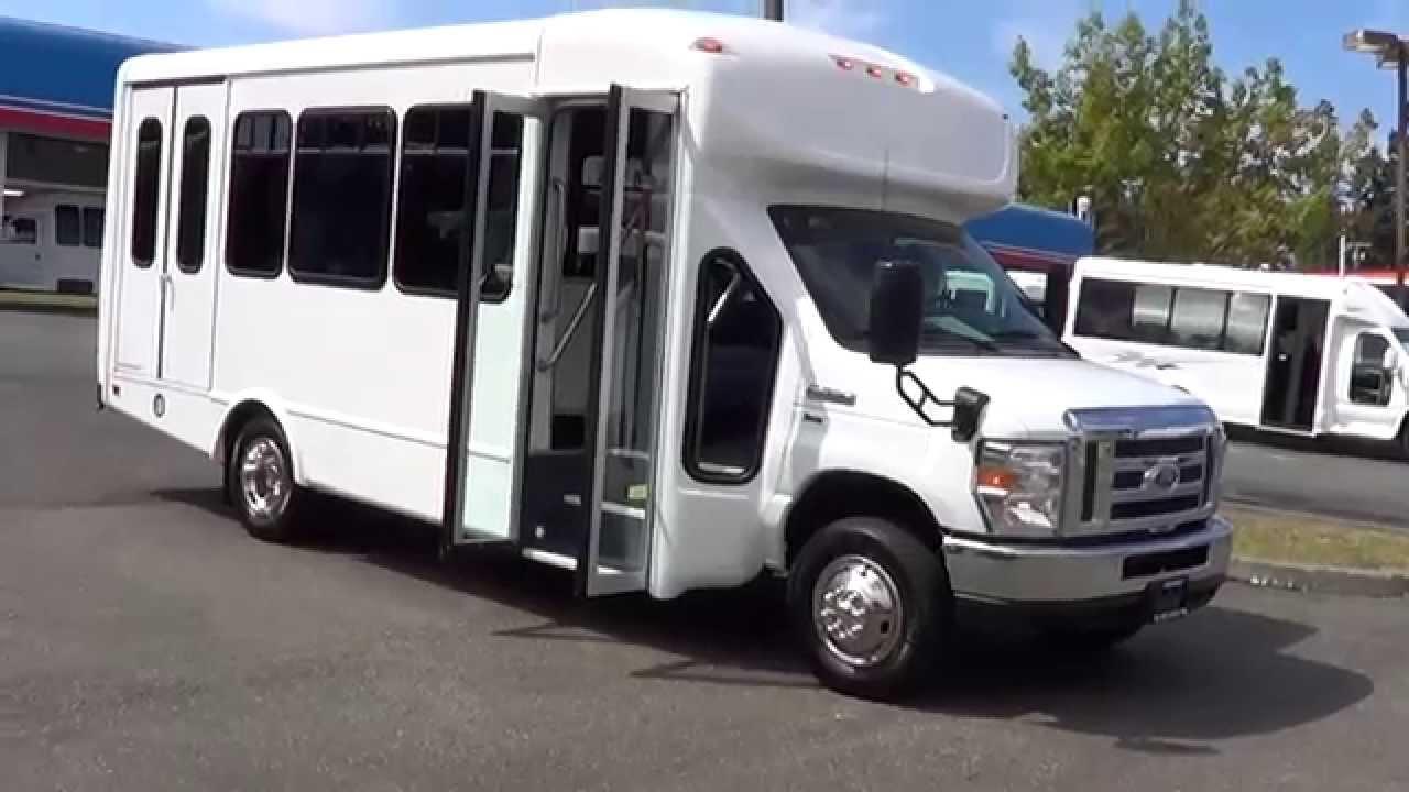 Northwest Bus Sales Ford Starcraft Allstar 12 Passengers