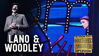 Lano & Woodley - Opening Night Comedy Allstars Supershow 2018