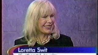 Intergem Interview Las Vegas Loretta Swit and Arnold Duke