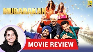 Anupama Chopra's Movie Review of Mubarakan