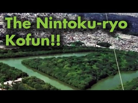 The Nintoku-ryo Kofun!!