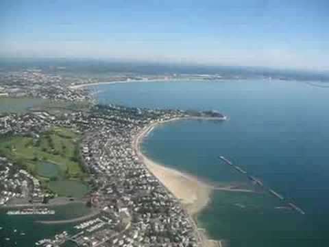 Revere MA from the air