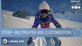 Steep - Multiplayer and Customization Breakdown [US]