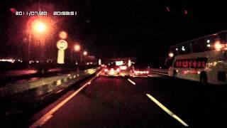 高速公路危險駕駛釀車禍
