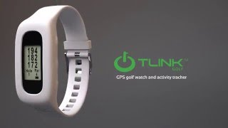 TLink Golf GPS Watch and Activity Tracker