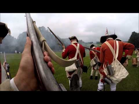 Revolutionary War Reenactment, Battle of Monmouth 2015