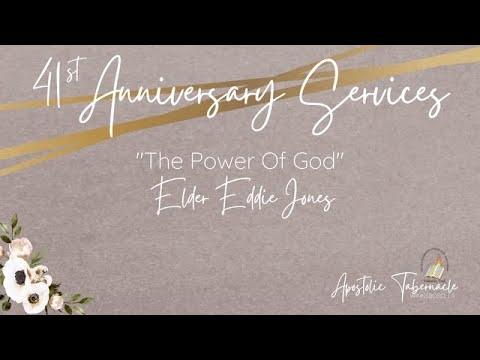 Apostolic Tabernacle  CM 2020  Friday Night 10-30-20