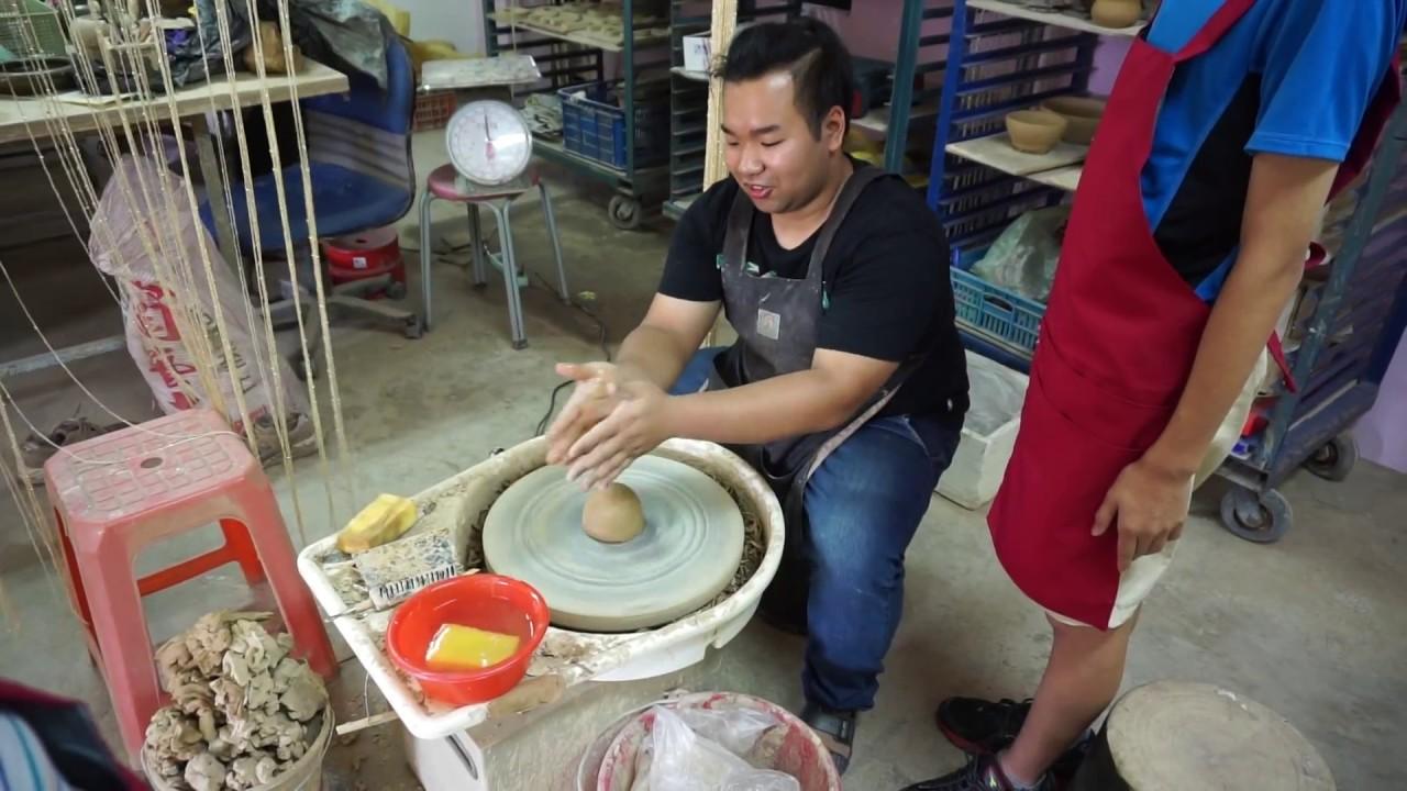 銅鑼窯--第三代老板解說--張維翰...