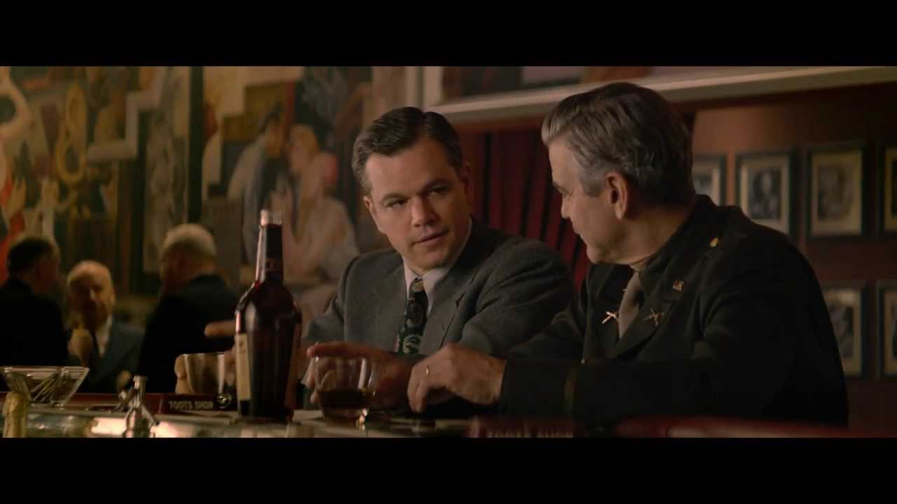 Download THE MONUMENTS MEN -- in cinemas March 13, 2014
