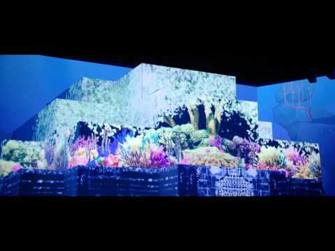Panasonic Projector: Case Study | Science Centre Singapore