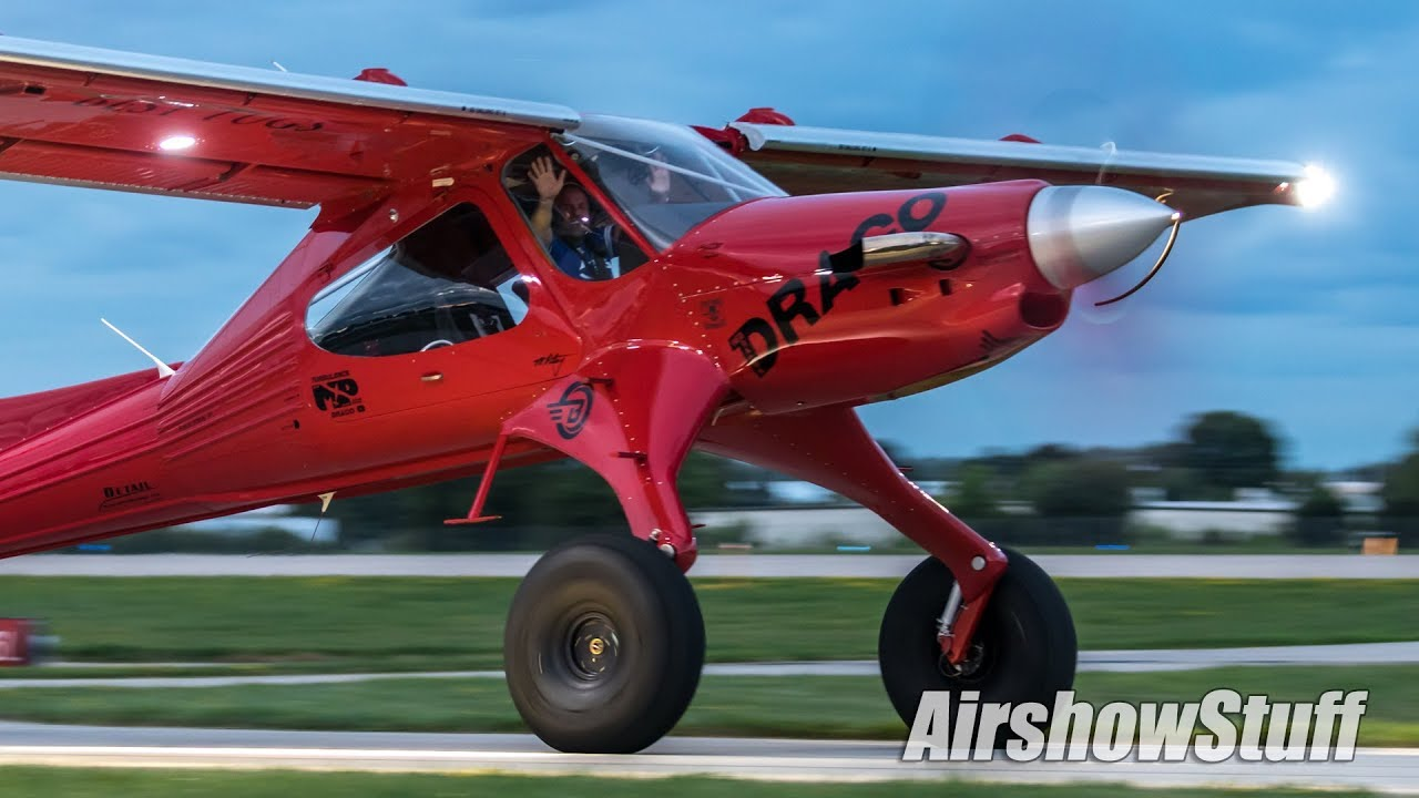 Thursday STOL Competition (Part 2) - EAA AirVenture Oshkosh 2018