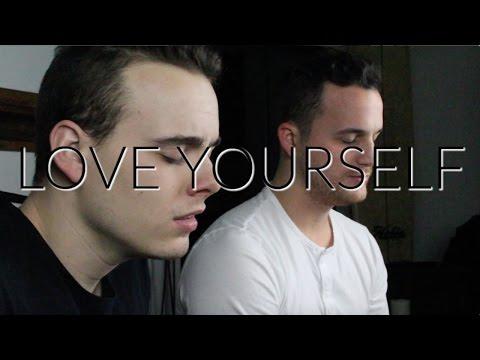 Justin Bieber Love yourself(cover) - Makhuli ft Clinton Washington
