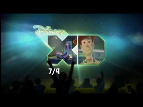 Disney XD Sweden - PIXAR WEEKEND 2013 - Promo