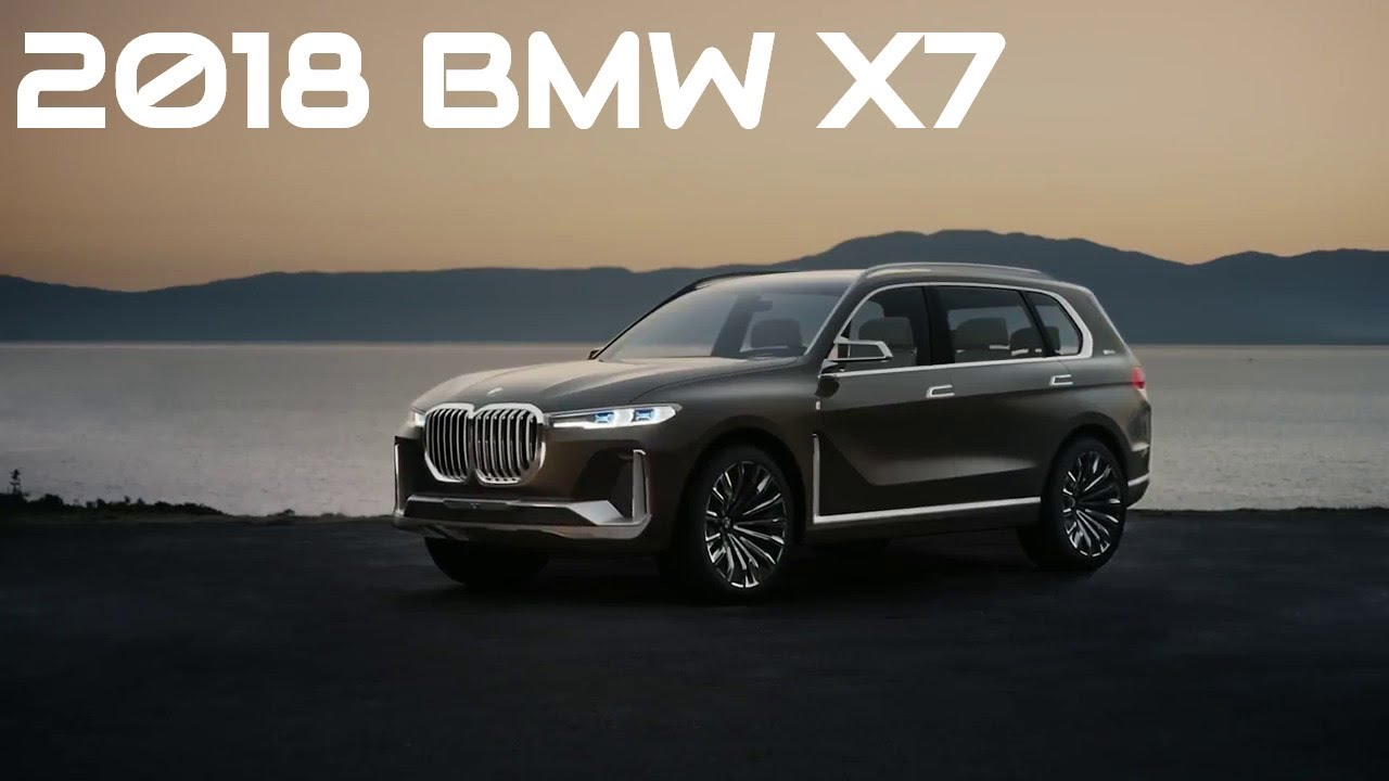 2018 BMW X7 iPerformance Official Advertisement - YouTube