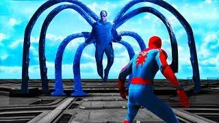 FINAL Boss Fight ENDING in Spiderman PS4