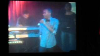 "Tevin Campbell "" Come Back To The World "" Live BB Kings 2014"