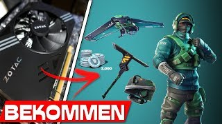 HOW TO GET NVIDIA BUNDLE? | Get Fortnite Nvidia Skin