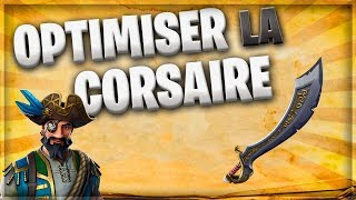 THE FOLIE OF THE CORSAIRE - FORTNitE SAUVER THE WORLD